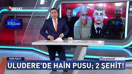 Murat Erçin'le Son Saat  23 Ağustos 2016