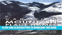 [PDF] Canadian Mountain Place Names: The Rockies and Columbia Mountains Popular Colection
