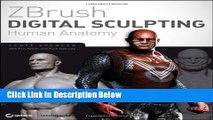 [Best] ZBrush Digital Sculpting Human Anatomy Online Books