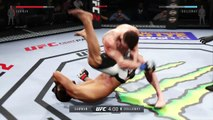 UFC 2 GAME 2016 MIDDLEWEIGHT BOXING UFC CHAMPION BOXERS MMA ● JOSH SAMMAN VS CB DOLLOWAY