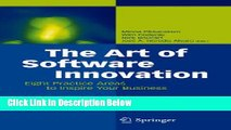 [Fresh] The Art of Software Innovation: Eight Practice Areas to Inspire your Business New Ebook