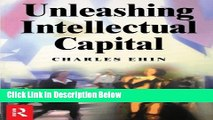 [Reads] Unleashing Intellectual Capital Free Books