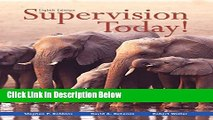 [Fresh] Supervision Today! (8th Edition) New Books