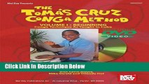 [Best Seller] Mel Bay The Tomás Cruz Conga Method, Vol. I: Conga Technique As Taught In Cuba