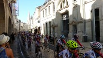 Tour Poitou-Charentes 2016 à La Rochelle