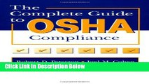 [Fresh] The Complete Guide to OSHA Compliance New Books