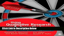 [Best] Using Qualitative Research in Advertising: Strategies, Techniques, and Applications Free