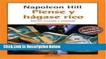 [Fresh] Piense y hágase rico (Mitos Autoayuda) (Spanish Edition) New Ebook