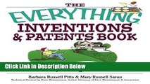 [Reads] Everything Inventions And Patents Book: Turn Your Crazy Ideas into Money-making Machines!