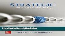 [Reads] Strategic Management: Concepts Online Ebook