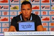 OM-Lorient : la conf' de presse de Yohann Pelé
