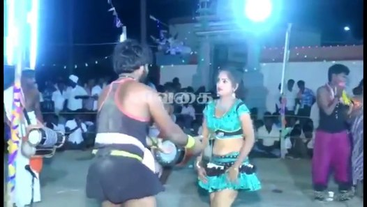 latest & new village hot tamil recording dance 5 - video