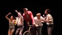 Travelling Circus par la Cie Hors Pistes