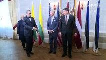 Riga: Biden rassure les pays baltes face aux propos de Trump