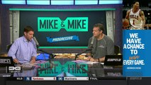 Mike & Mike: Can Derrick Rose and Carmelo Anthony lead Knicks to be Title Contenders?