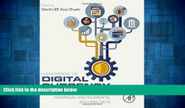 READ FREE FULL  Handbook of Digital Currency: Bitcoin, Innovation, Financial Instruments, and Big