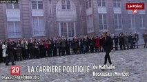 La carrière politique de Nathalie Kosciusko-Morizet