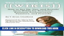 [PDF] The Complete Guide to Wikis: How to Set Up, Use, and Benefit from Wikis for Teachers,