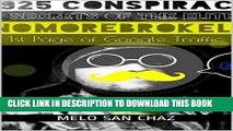 [PDF] SEO Traffic: Secrets to dominating Google   Youtube!: Search Engine Optimization Traffic