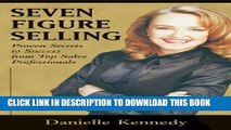 New Book Seven Figure Selling: Proven Secrets to Success from Top Sales Professionals
