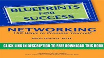 New Book Blueprints For Success Networking