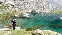 Lacs Carnau .... Pyrénées ....