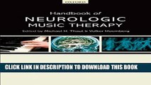 [PDF] Handbook of Neurologic Music Therapy Full Online