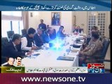 PM presides high level meeting, discuss implementation on NAP