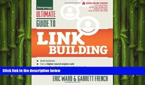READ book  Ultimate Guide to Link Building: How to Build Backlinks, Authority and Credibility for