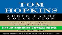 [Download] Tom Hopkins Audio Sales Collection Paperback Collection