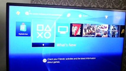 Original PS4 Direct communication with DS4 de