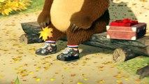 Mascha und der Bär - Wir drehen einen Film -42