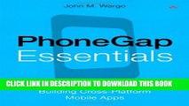 Collection Book PhoneGap Essentials: Building Cross-platform Mobile Apps (Older Version 2012)