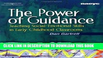 Collection Book The Power of Guidance: Teaching Social-Emotional Skills in Early Childhood
