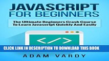 Download JS101: JavaScript for Beginners PDF Free - video