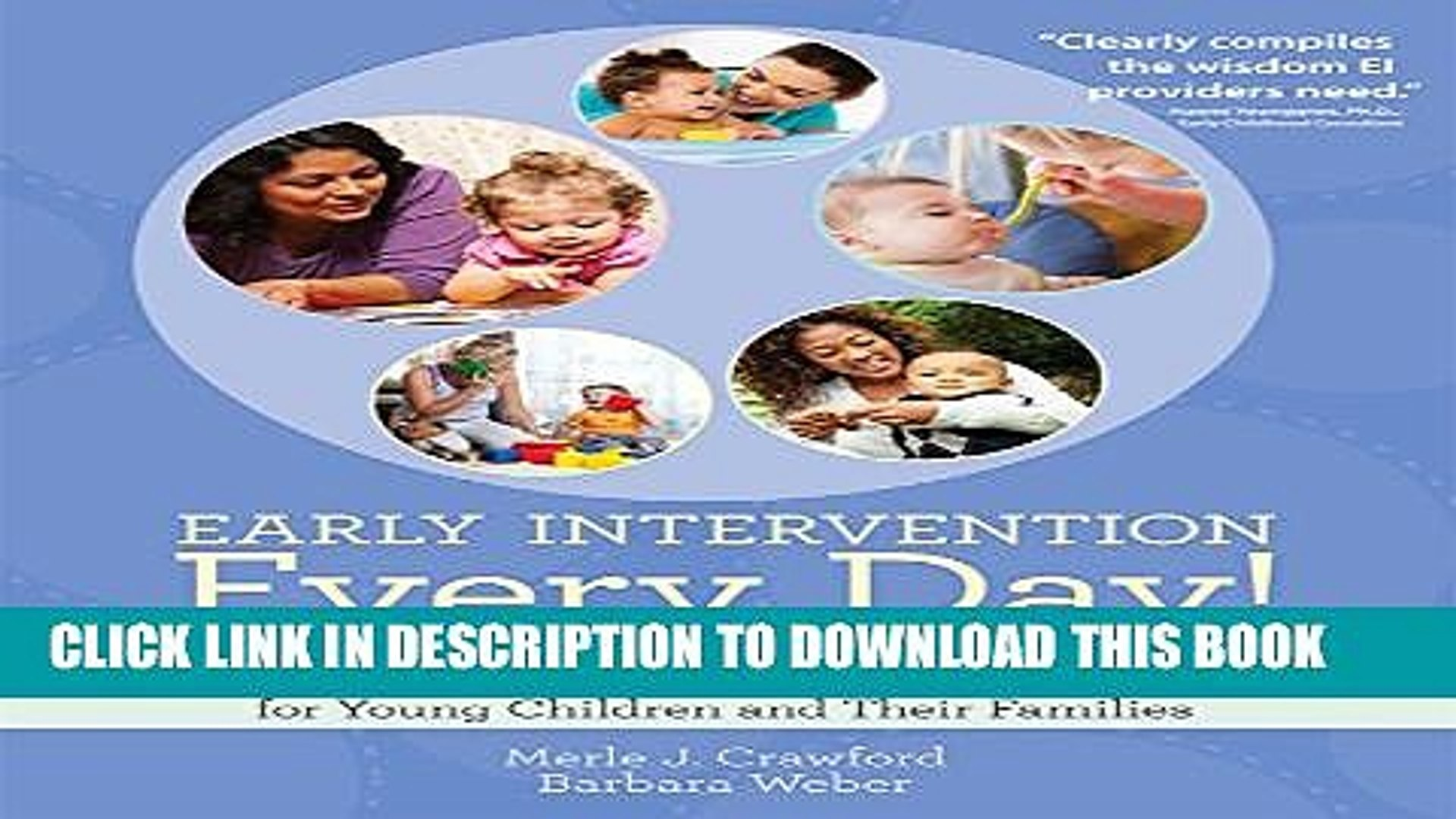 Collection Book Early Intervention Every Day!: Embedding Activities in Daily Routines for Young
