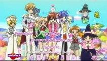 Jewelpet Twinkle 01 Akari et Ruby, un duo explosif