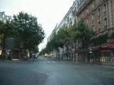 Paris 15eme rue de la Convention et rue Vouille