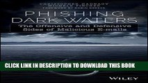 New Book Phishing Dark Waters: The Offensive and Defensive Sides of Malicious Emails
