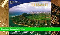 Big Deals  2012 Hawaii - National Geographic Wall calendar  Best Seller Books Most Wanted