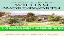 New Book The Collected Poems of William Wordsworth (Wordsworth Poetry Library)
