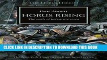 [PDF] Horus Rising (The Horus Heresy) [Online Books]