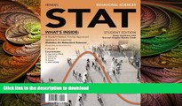 READ BOOK  Behavioral Sciences STAT (with Review Cards and Psychology CourseMate with eBook
