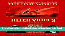 [Reads] Alien Voices: Lost World (Alien Voices Presents) Free Books