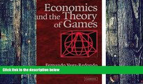 Big Deals  Economics and the Theory of Games  Best Seller Books Most Wanted