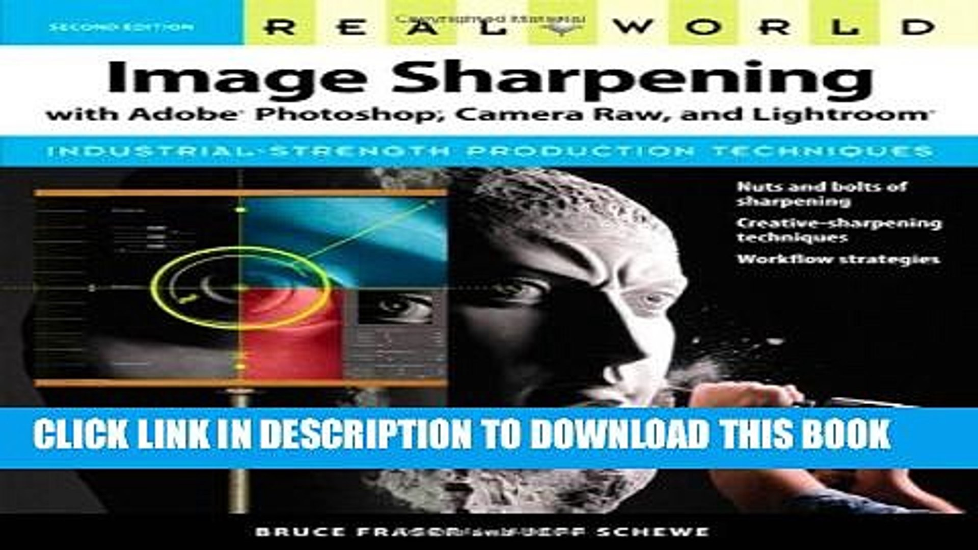 [PDF] Real World Image Sharpening with Adobe Photoshop, Camera Raw, and  Lightroom (2nd Edition)