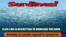 New Book Sardines! Learn About Sardines and Enjoy Colorful Pictures - Look and Learn! (50+ Photos