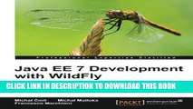 [PDF] Java EE 7 Development with WildFly Full Colection