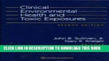 [PDF] Clinical Environmental Health and Toxic Exposures Full Colection