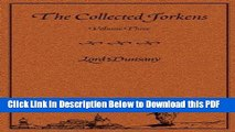 [Read] The Collected Jorkens Volume 3 Full Online